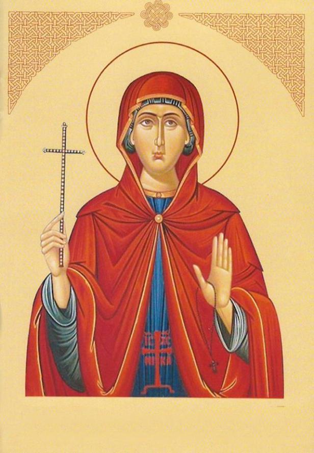 Sfanta-Mare-Mucenita-Anastasia-Romana