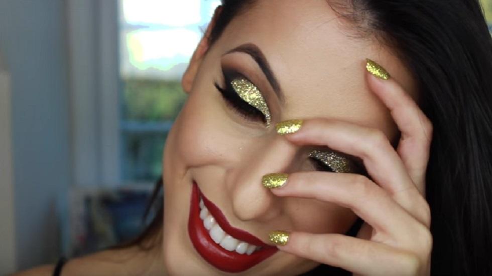 Cum Să Aplici în Mod Corect Glitter Ul Pentru Un Machiaj De Seară