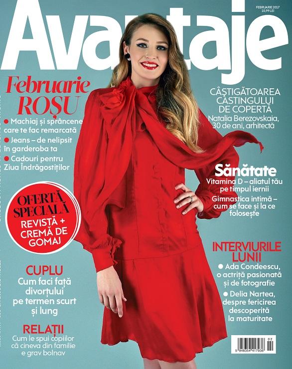 Cover AVA feb 10,99lei