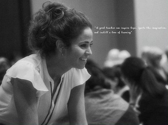 Ella Björns, Senior Global Consultant pentru FranklinCovey Education