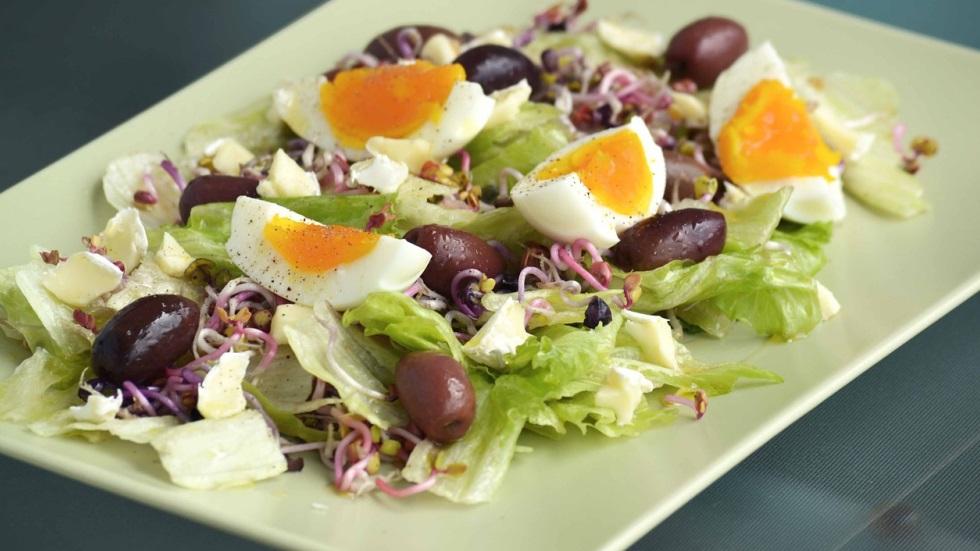Salata cu masline