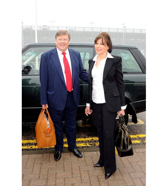 Viktor și Amalija Knavs, păriții Melaniei Trump