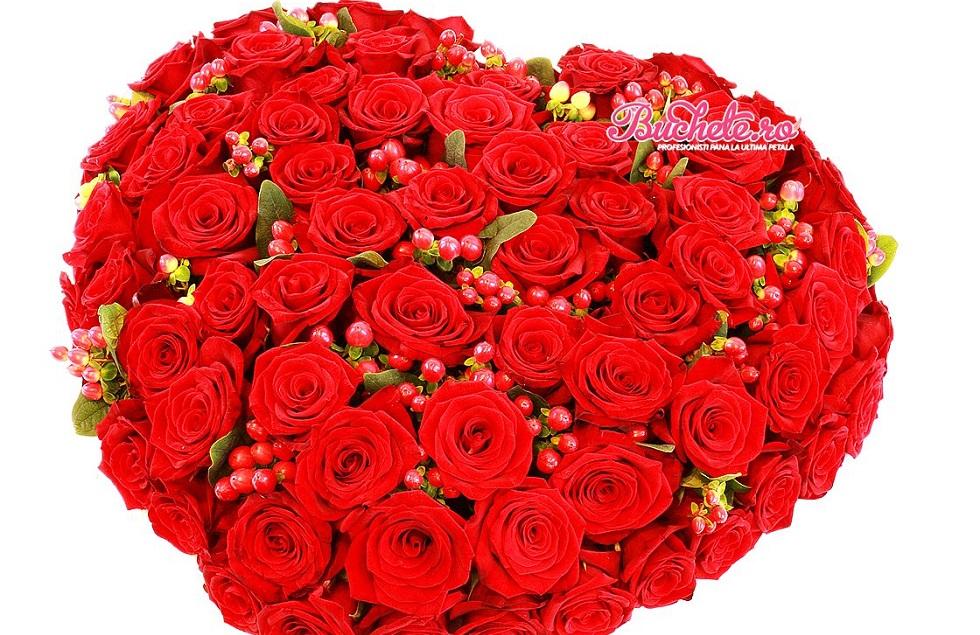buchete cu flori de iubire de la Buchete.ro