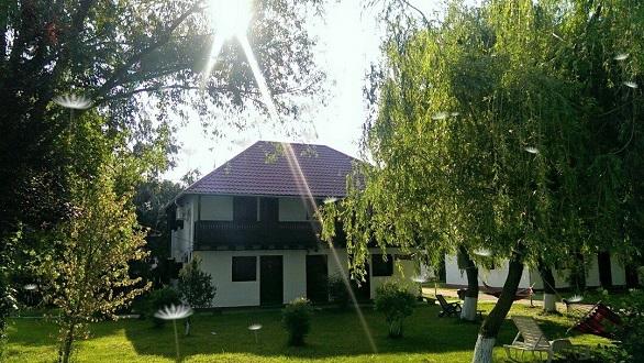 casa din delta dunarii