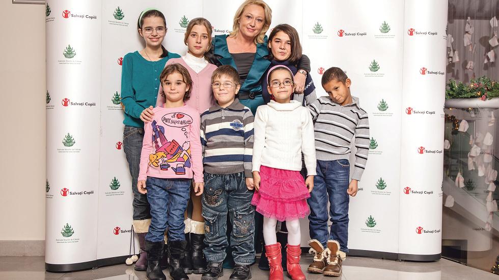 gabriela alexandrescu, salvati copiii