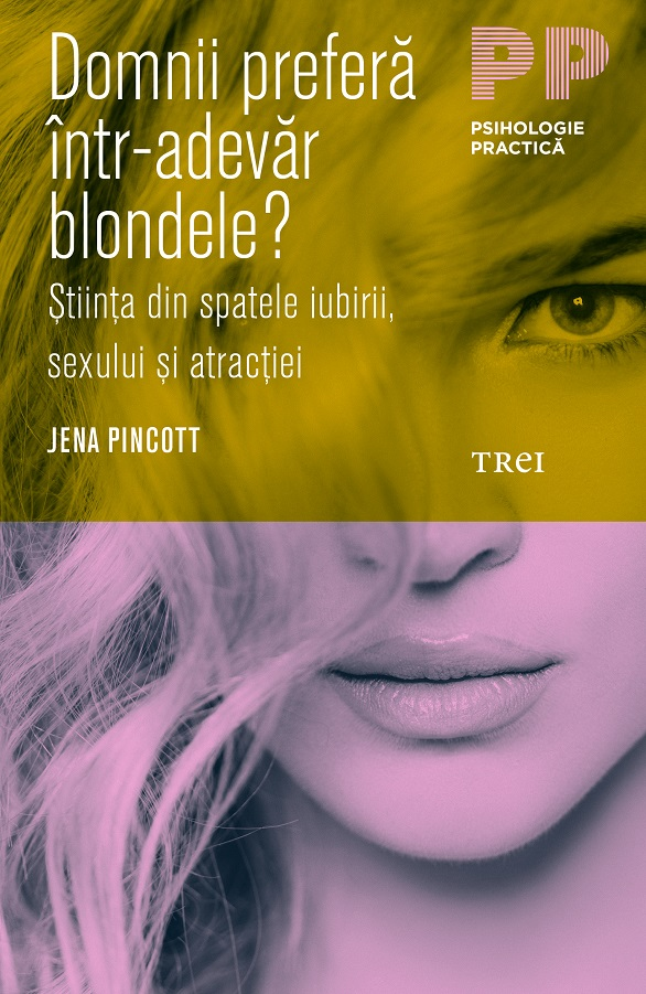 Domnii prefera intr-adevar blondele