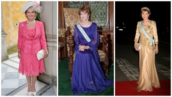 Vestimentatia ASR Principesa Margareta