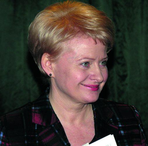 Cele 10 femei președinte. DALIA GRYBAUSKAITĖ, Lituania