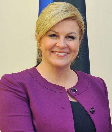 Cele 10 femei președinte. KOLINDA GRABAR-KITAROVIĆ, Croația