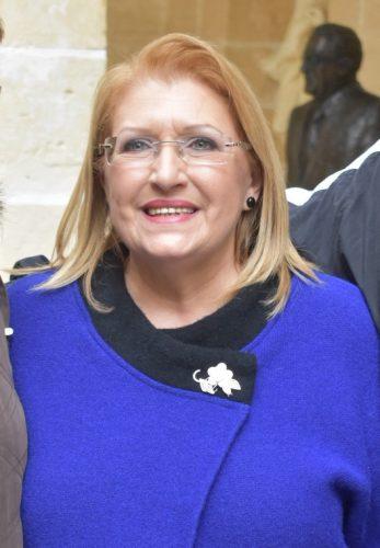 Cele 10 femei președinte. MARIE-LOUISE COLEIRO PRECA, Malta