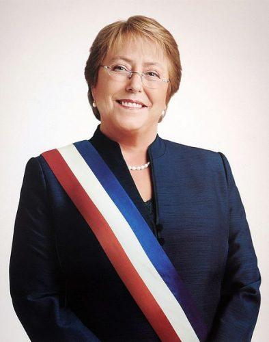 Cele 10 femei președinte. MICHELLE BACHELET, Chile