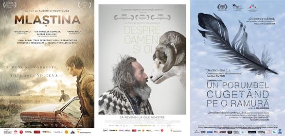 filmul european la premiile Gopo