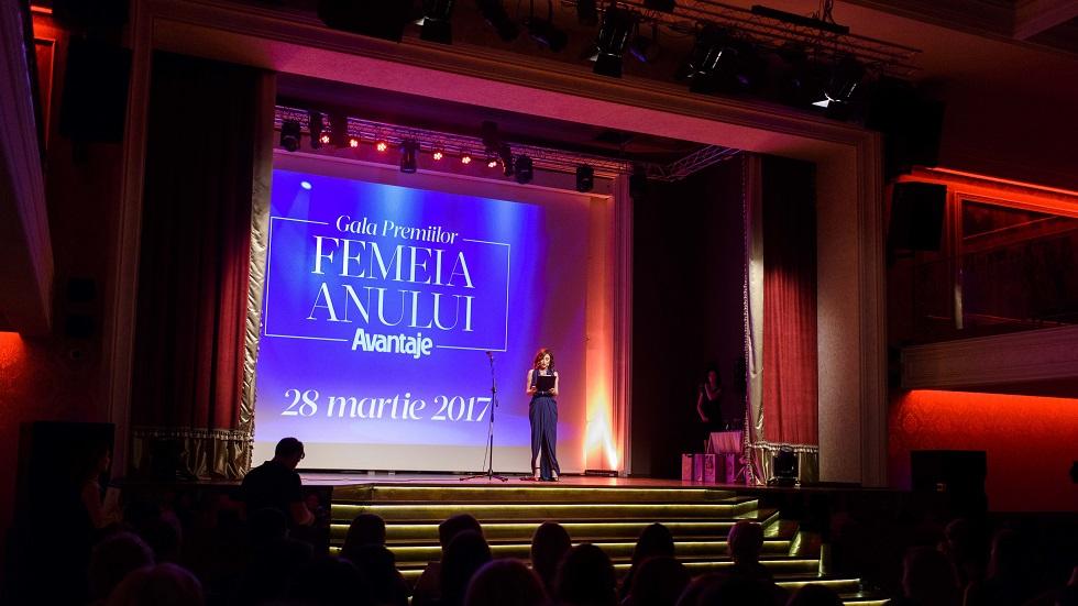 gala femeia anului 2016