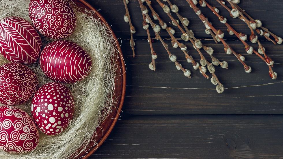 tradiții și obiceiuri de paște 2017