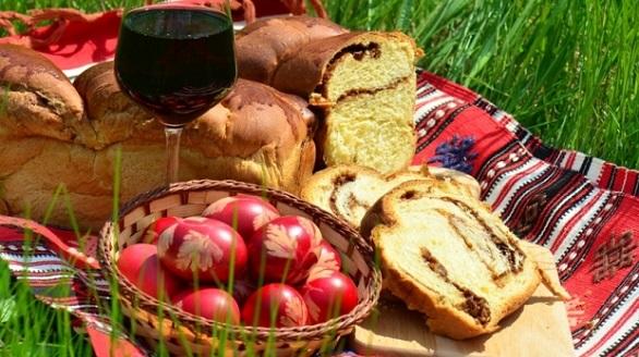 Paste in Bulgaria-