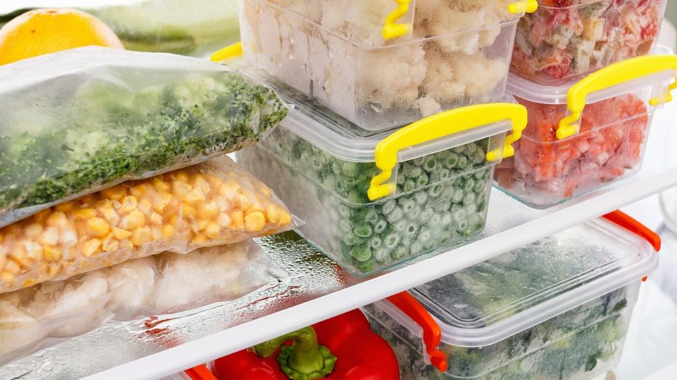 beneficiile fructelor și legumelor înghețate