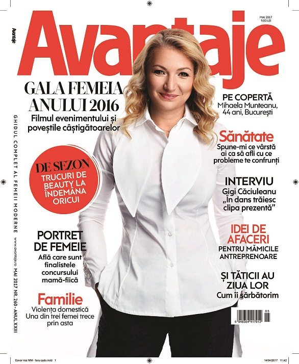 cover avantaje mai 2017