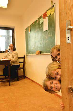 dna invatatoare in clasa