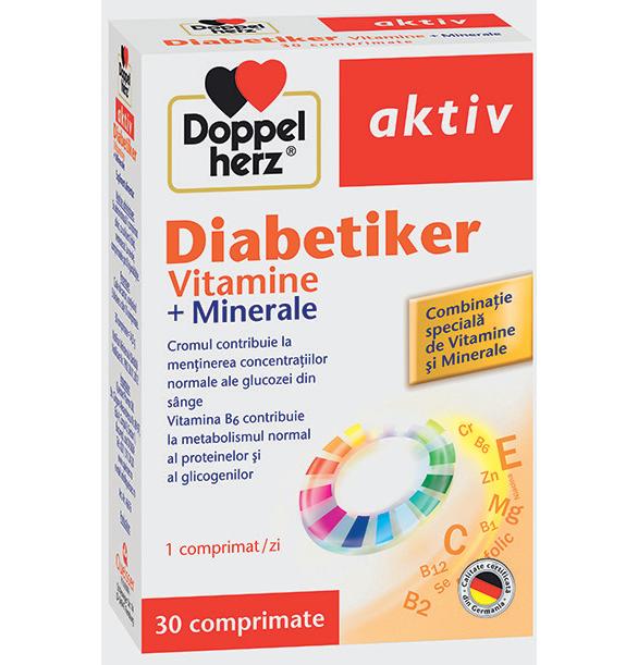 doppelherz aktiv diabetiker vitamine+minerale