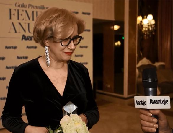Alina Ciupercovici – Femeia Anului 2016