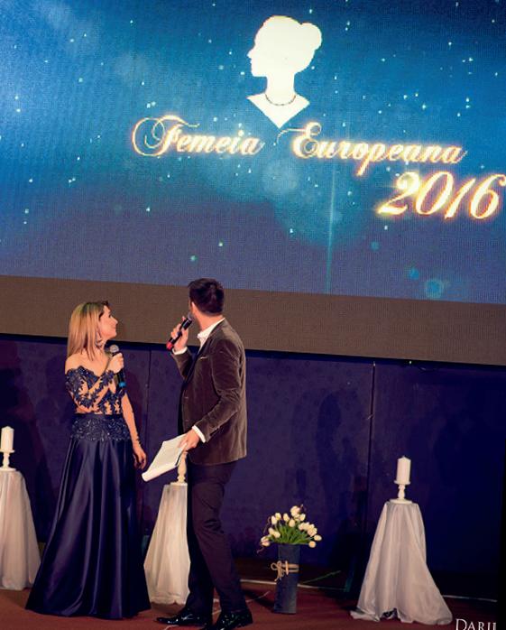gala - Femeia Europeana 2016