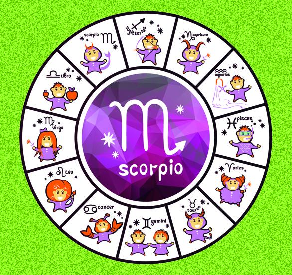 Horoscopul lunar iunie 2017 pentru Scorpion