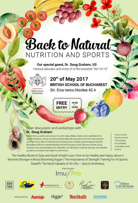 Back to Natural. Nutrition and Sports