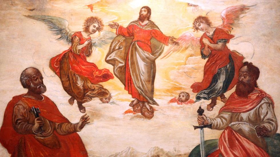 """Cât de corect este să ne salutăm folosind formula """"Hristos s-a înălțat"""""""