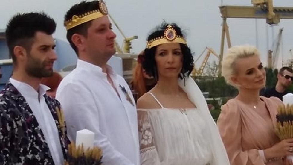Căsătoria dintre Octavian Strunilă și Oana Botez, nerecunoscută de Biserica Ortodoxă