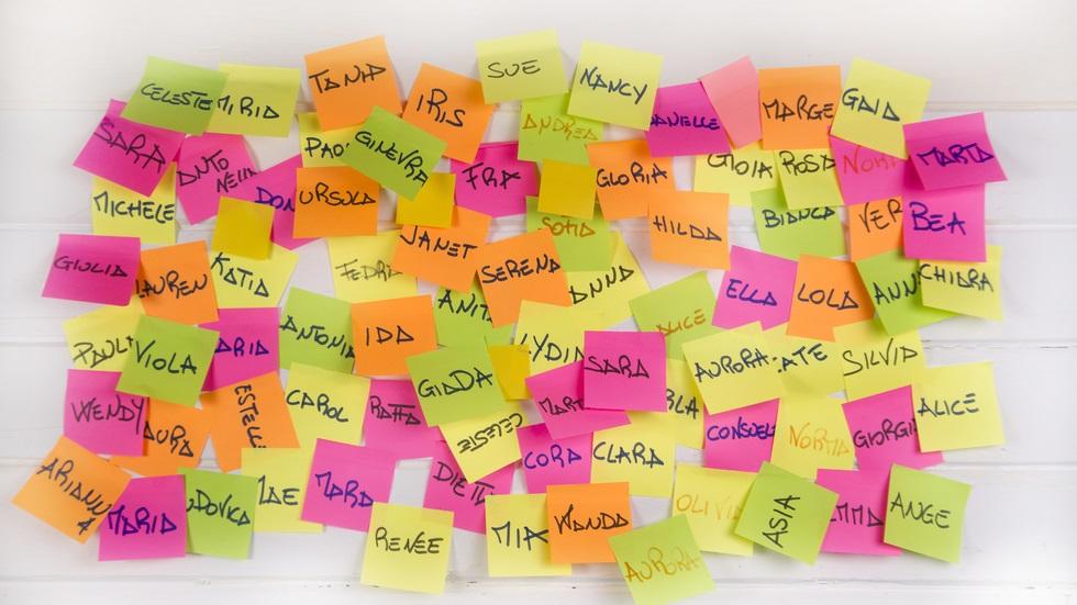 Cum poate fi influențată cariera copilului de numele pe care îl poartă