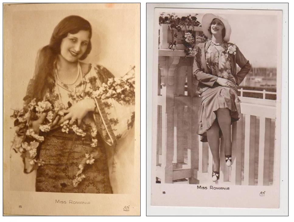 Miss Romania 1930