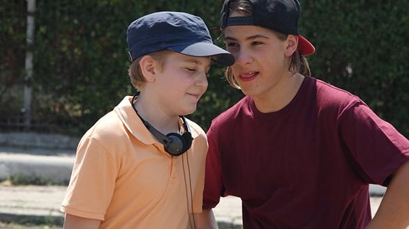 Vara s-a sfârșit, un film cu copii, pentru părinți