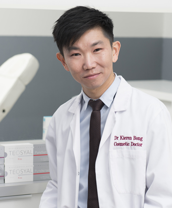 dr. Kieran Bong