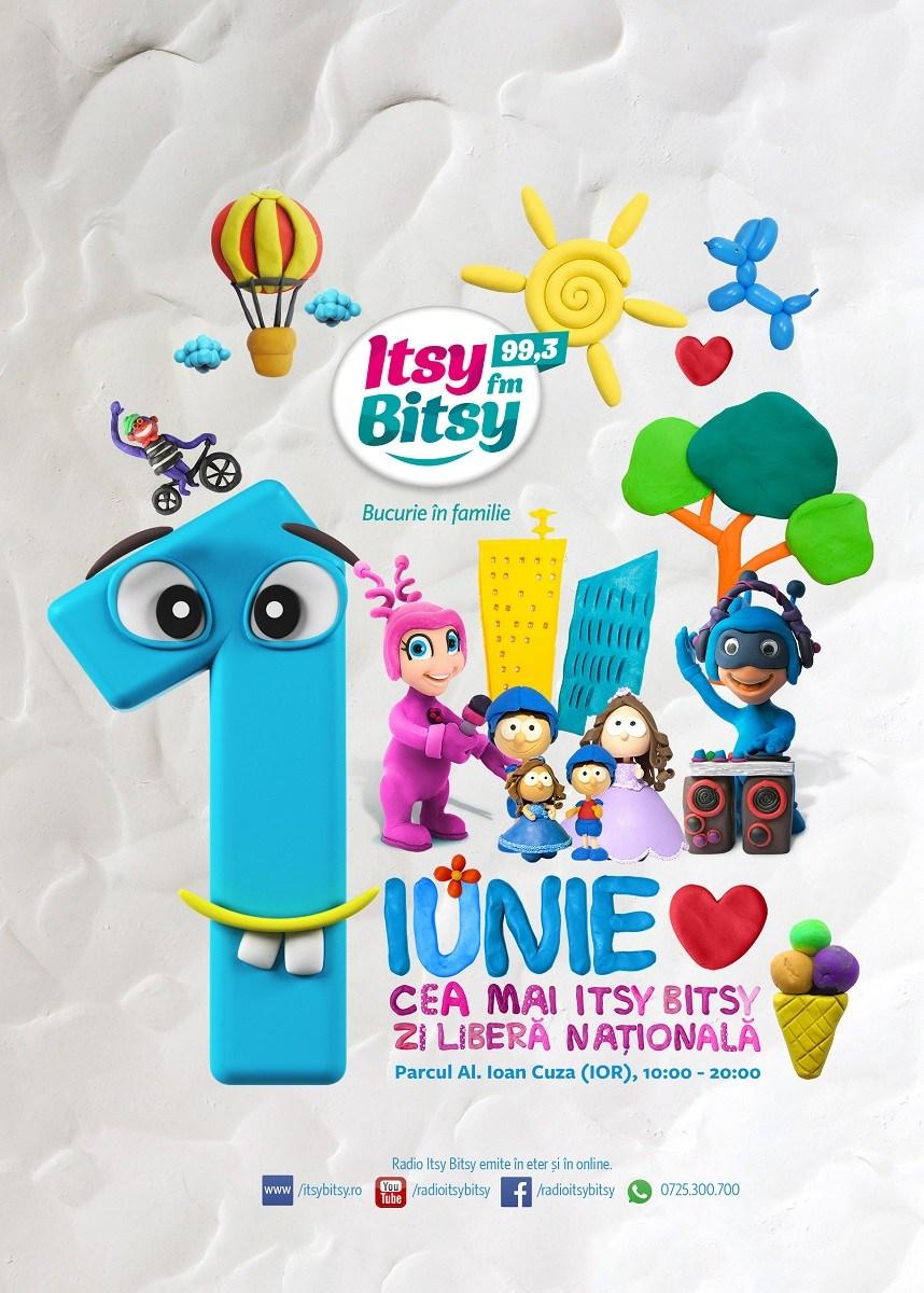 Itsy Bitsy 1 iunie