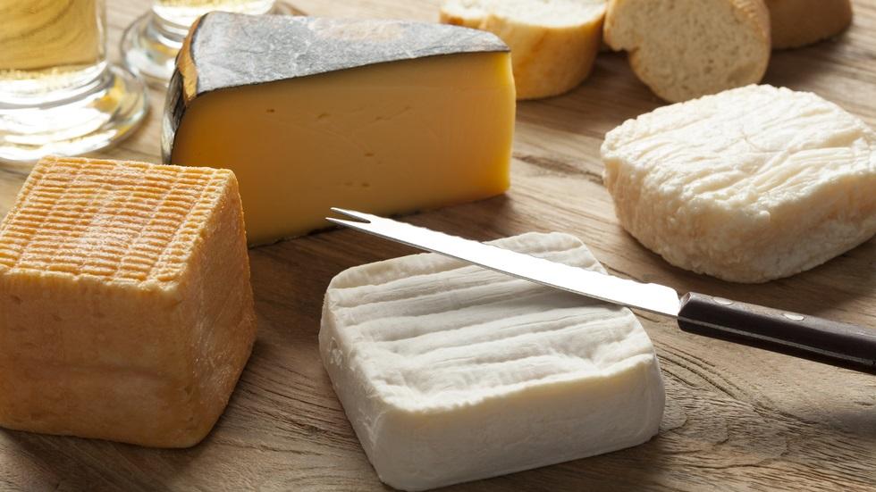 Brânza ar putea vindeca deficiențele de auz