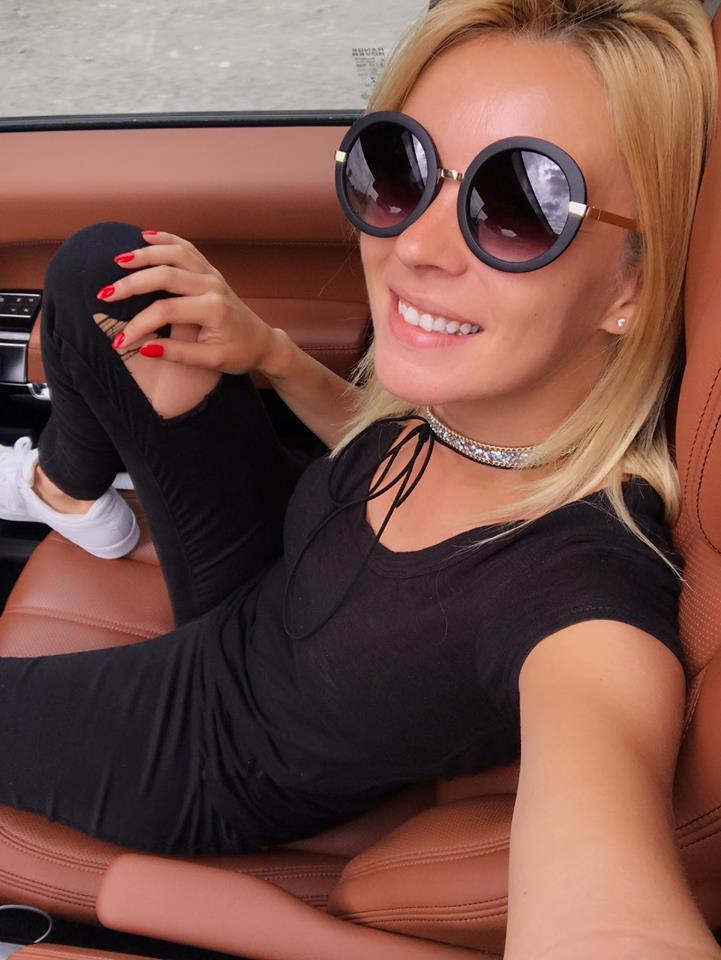 Diana Dumitrescu, schimbare de look