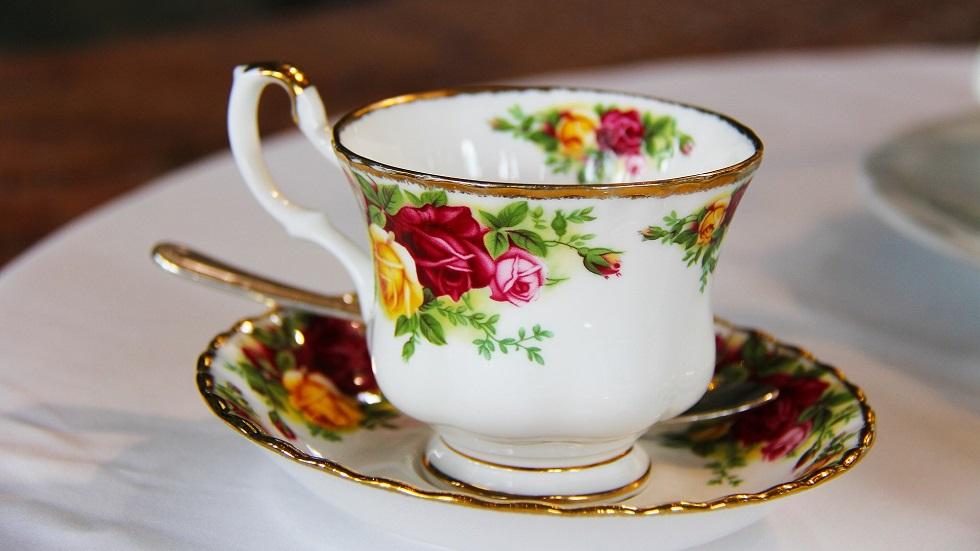 Pilda ceșcuței de ceai