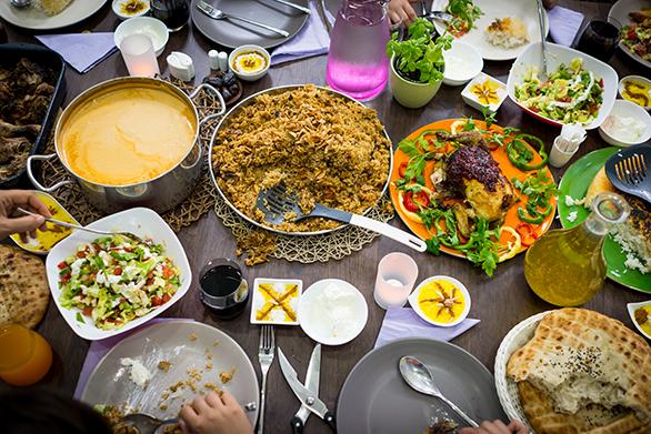 Ramadanul în Dubai