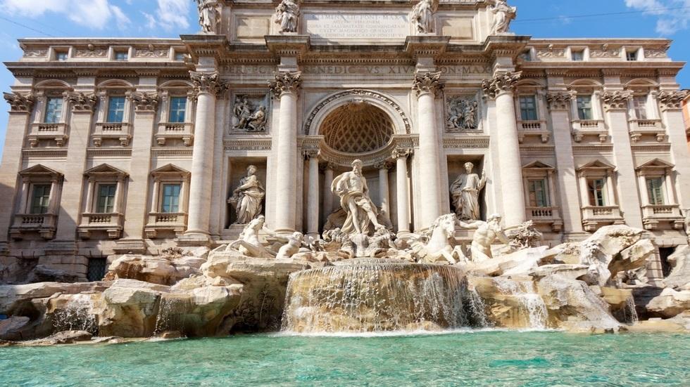 amenzi usutratoare pentru turisti la Roma