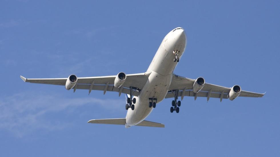 avion prăbușit la Constanța