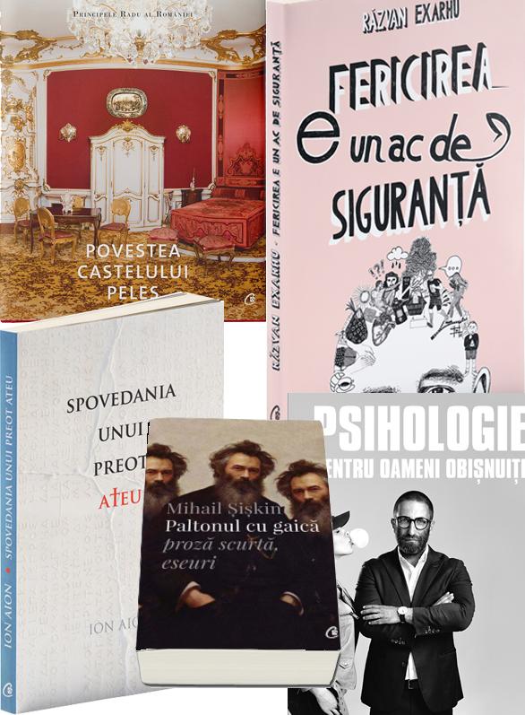 Topul Bookfest 2017 Curtea Veche Publishing
