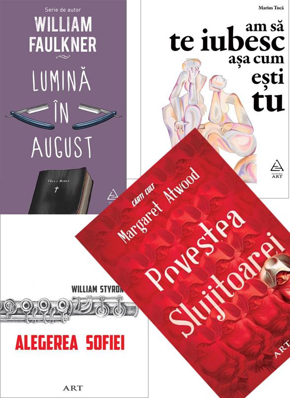 Topul Bookfest 2017 Grupul Editorial ART – Editura ART