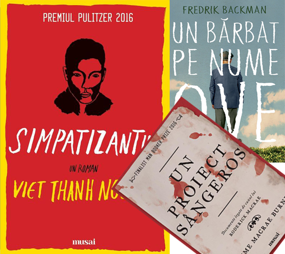 Topul Bookfest 2017 Grupul Editorial ART – Editura ART, colectia musai