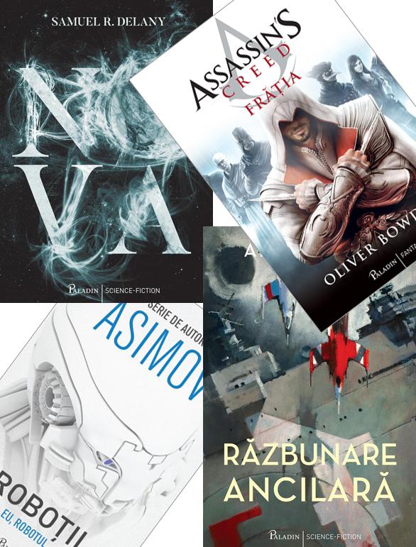Topul Bookfest 2017 Grupul Editorial ART – Editura PALADIN
