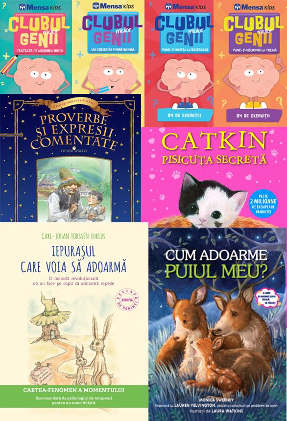 Topul Bookfest 2017 Litera Mică