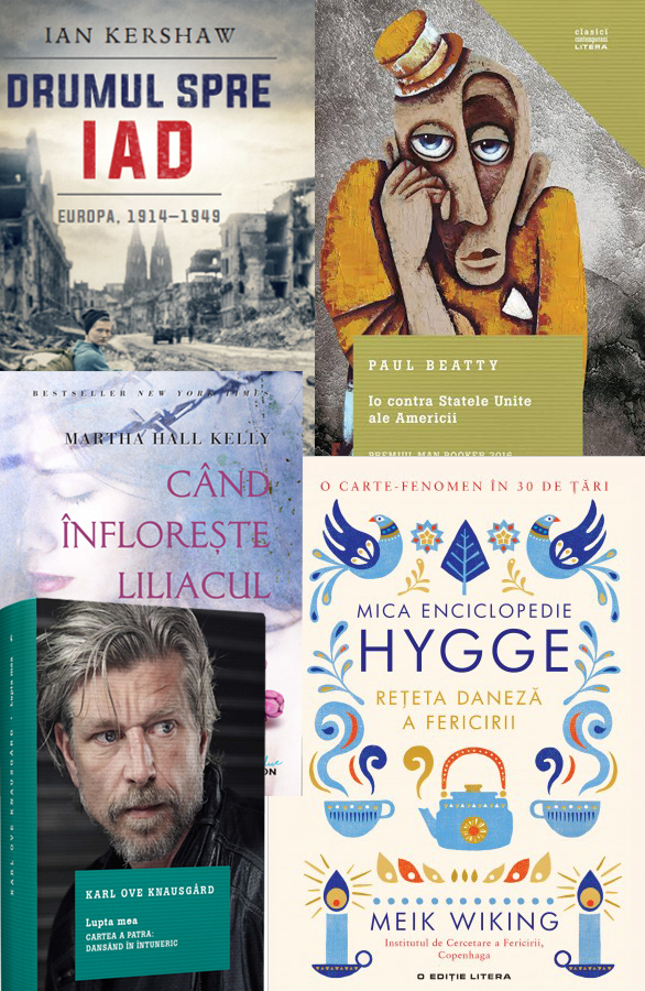 Topul Bookfest 2017 Litera