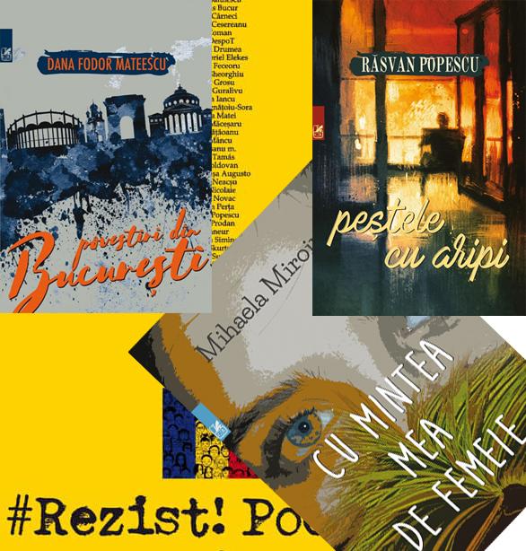 Topul Bookfest 2017 Paralela 45 – Cartea Românească