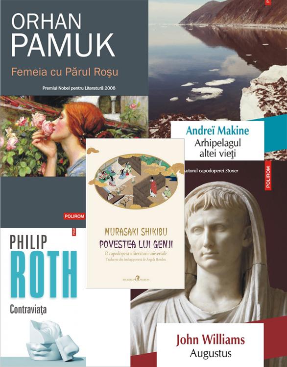 Topul Bookfest 2017 Polirom, literatură străină