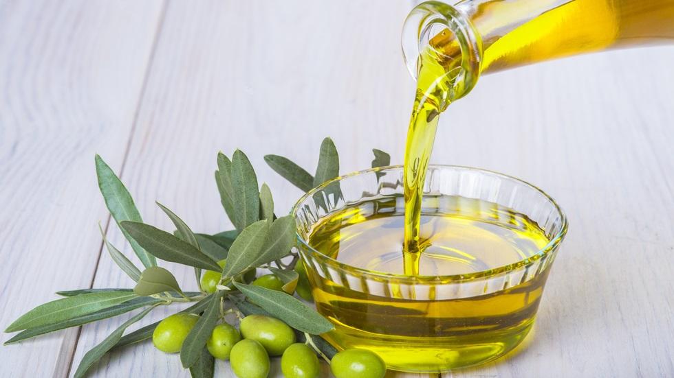 uleiul de măsline pentru prăjirea alimentelor