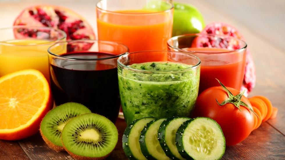 Băutura care te ajută să îți detoxifiezi organismul